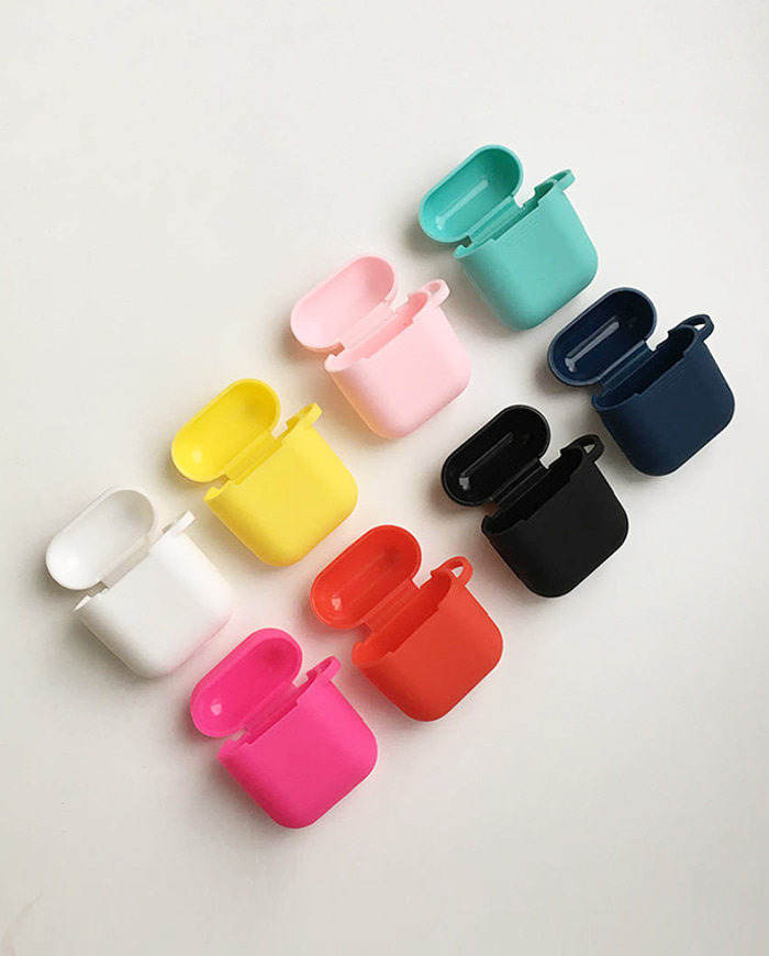 Soft Airpods case (8color)